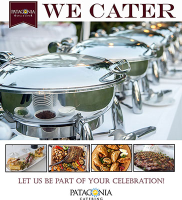 Cater with us!